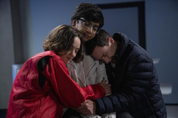Season 4 is full of sweet and sour goodbyes.  Netflix announced in February 2020 that
