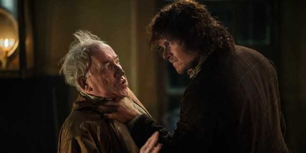Outlander    Marvel: Simon Callow will be in the Hawkeye series spoiler