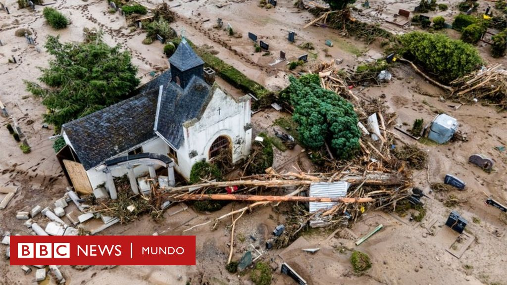 Floods in Europe: why science can't yet predict severe floods like those in Germany and Belgium