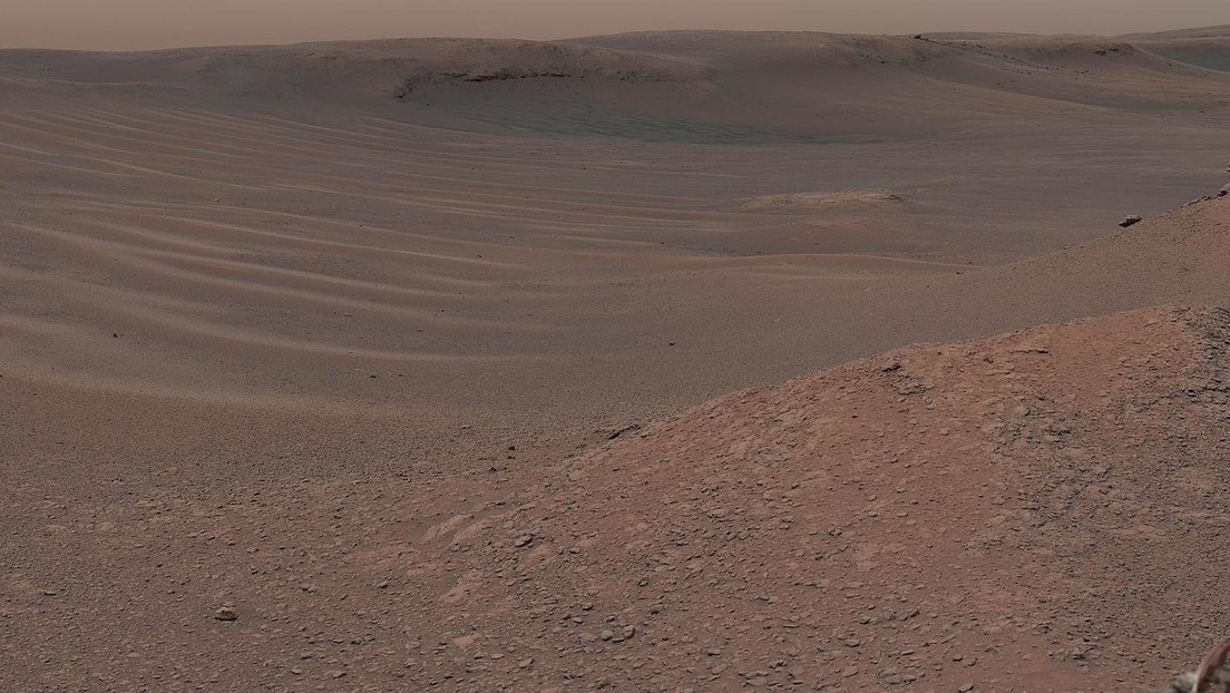 Rover Curiosity discovers what could have erased possible signs of life on Mars and creates new underground habitats