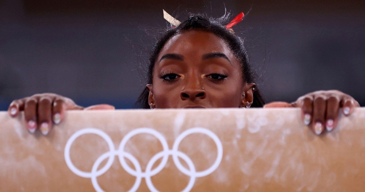 Russia overtakes the United States after the incomplete premiere of Simone Biles in Tokyo 2020