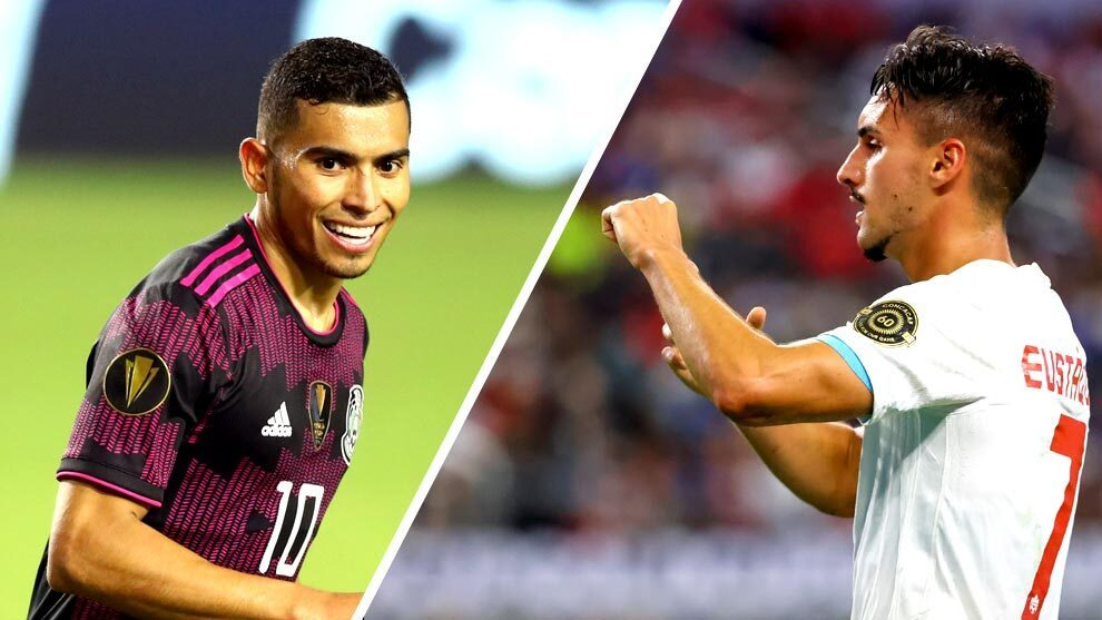 Gold Cup 2021: Mexico vs Canada: schedule and how to watch live on TV Mexico's Gold Cup semi-final match