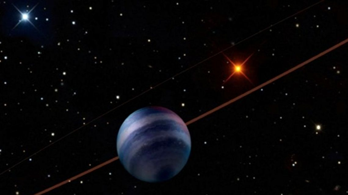 Astronomers photograph the closest exoplanet ever found