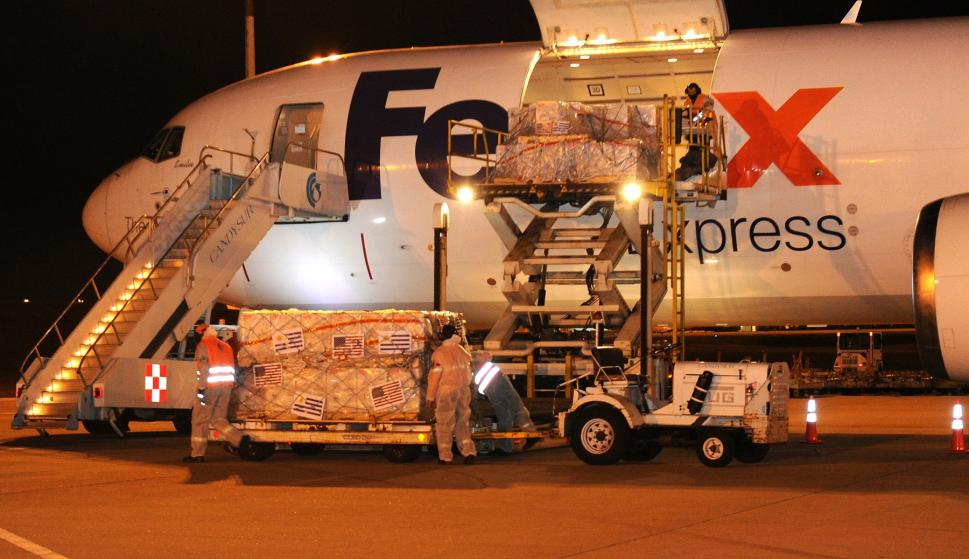 500,000 doses of Pfizer vaccines donated by the United States of America arrive in Uruguay – Information – 09/07/2021