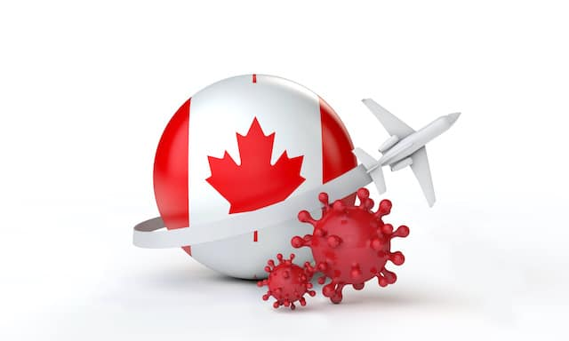 Acceptance of COVID-19 vaccines to enter Canada