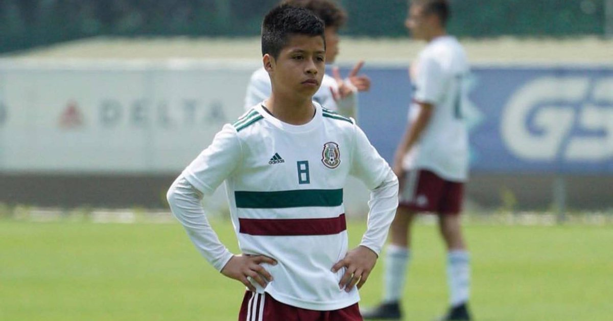 Alejandro Alcala, the Mexican promise to the galaxy, will already have an agreement to sign with Manchester City