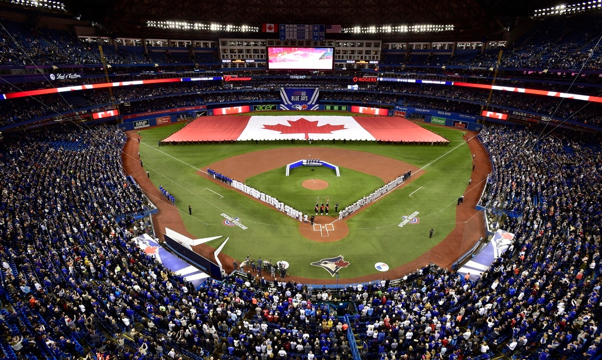 Blue Jays expedite dialogue with the Canadian government to return to Toronto