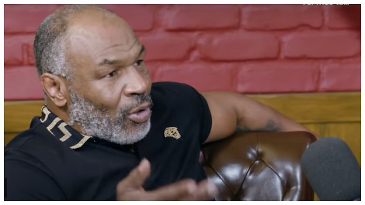 """Boxing: Mike Tyson: """"The use of steroids in combat sports is an assassination attempt"""""""