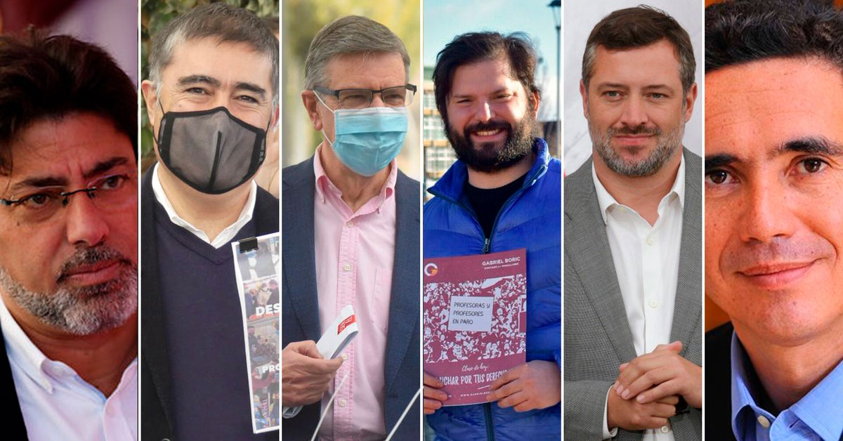 Chile: Left-right coalitions elect candidates for president in primaries