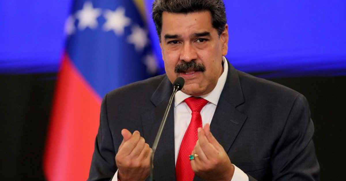 """Dictator Nicolas Maduro said the Vatican's letter asking for dialogue in Venezuela was """"full of poison"""""""
