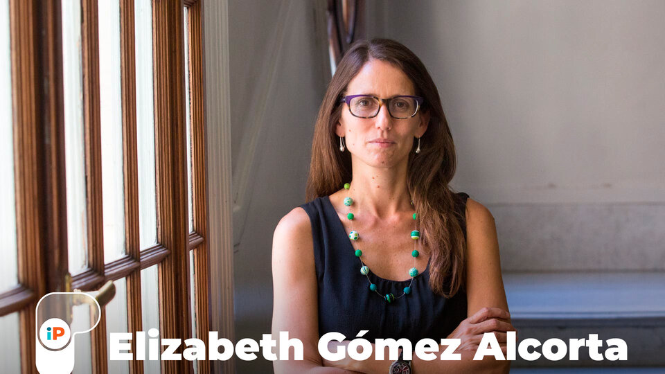 """Elizabeth Gomez Alcorta: """"It is another step on the path to the full exercise of rights"""" 