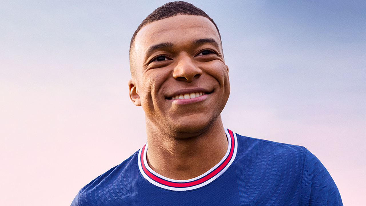 FIFA 22 presents its first trailer and release date with Mbappé as the protagonist