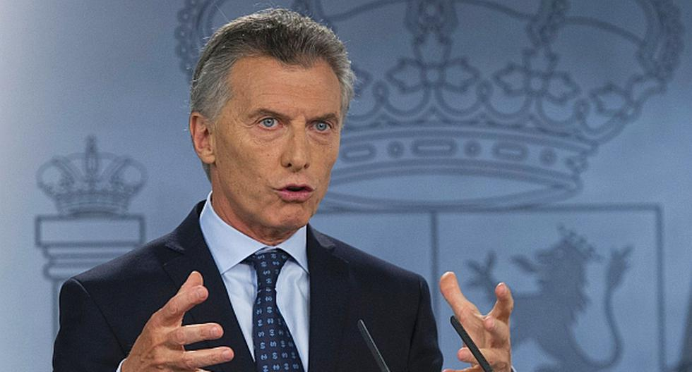 Former President Macri: Argentina does not need a messianic, but a work culture |  Economie