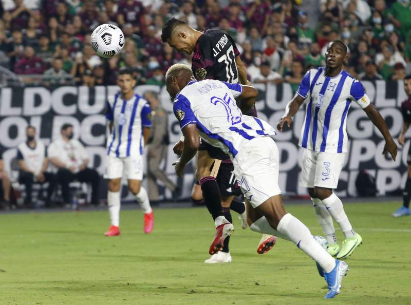 Gold Cup 2021: Mexico beat Honduras 3-0 to advance to the semi-finals