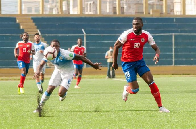 Haiti crushes Bermuda and falls into the group of the United States, Canada and Martinique