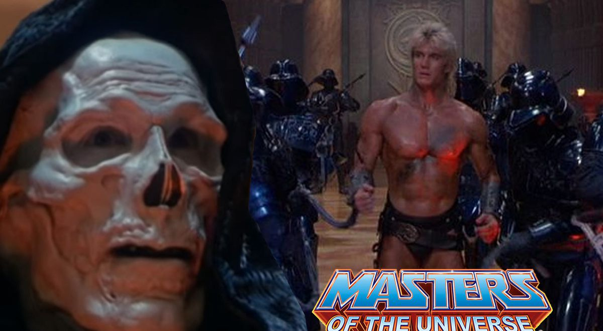 He-Man: The 1987 movie starring Dolph Lundgren which failed at the box office