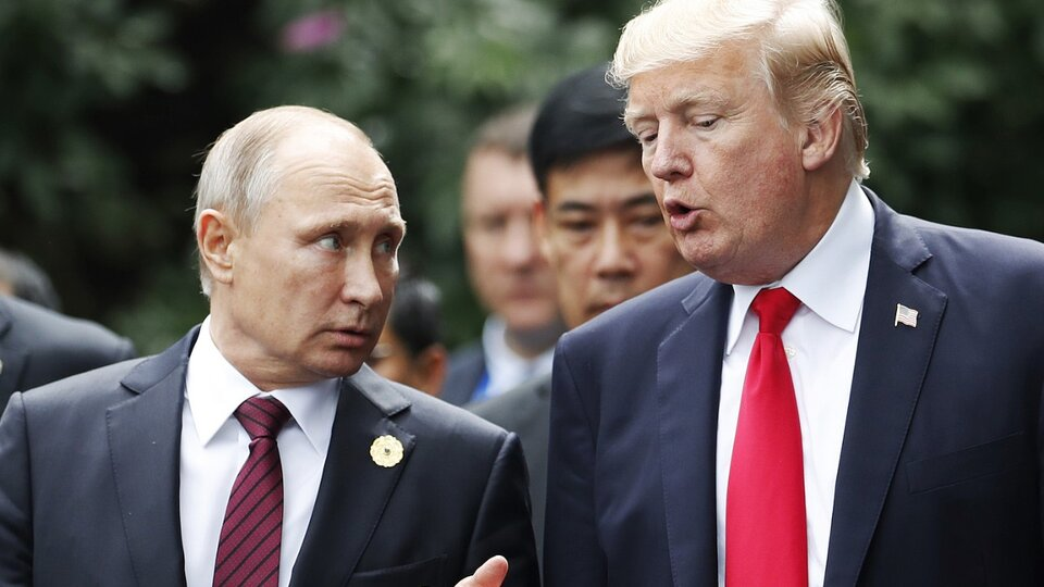 """Kremlin leak indicates Putin's support for Trump campaign 
