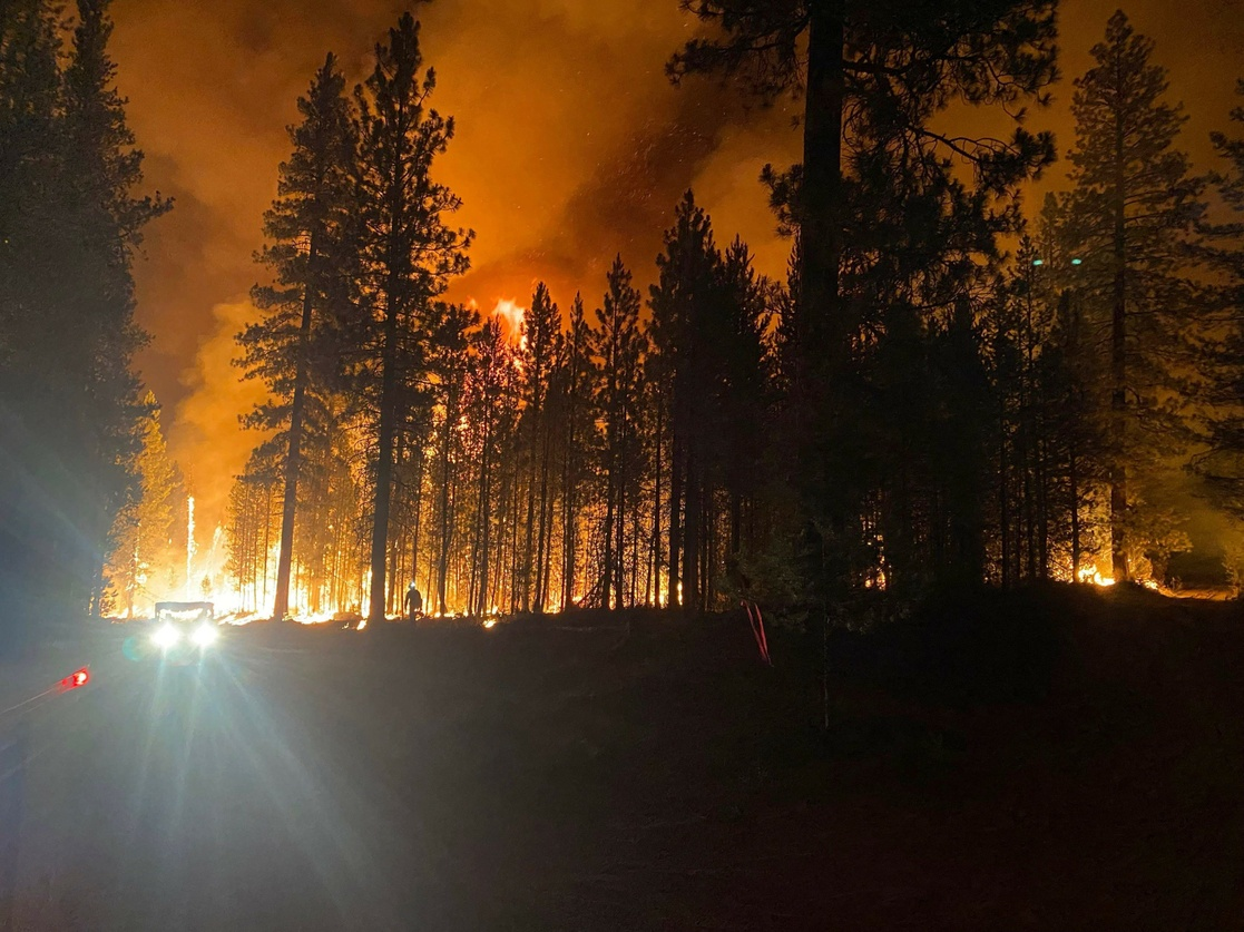 La Jornada – A unit from Konavor arrives in Canada to fight forest fires