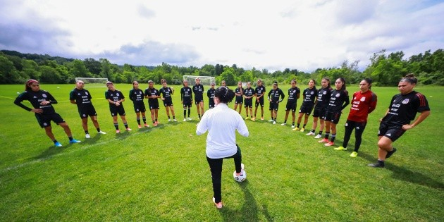 Mexican women's team, willing to pay the FIFA penalty