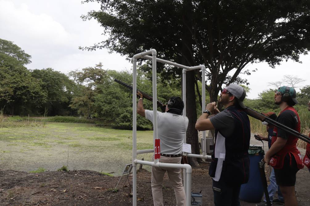 'Mud Sports', the Shooting Method Born in England, Has New National Champions After Tournament in Guayaquil |  Other sports |  Sports