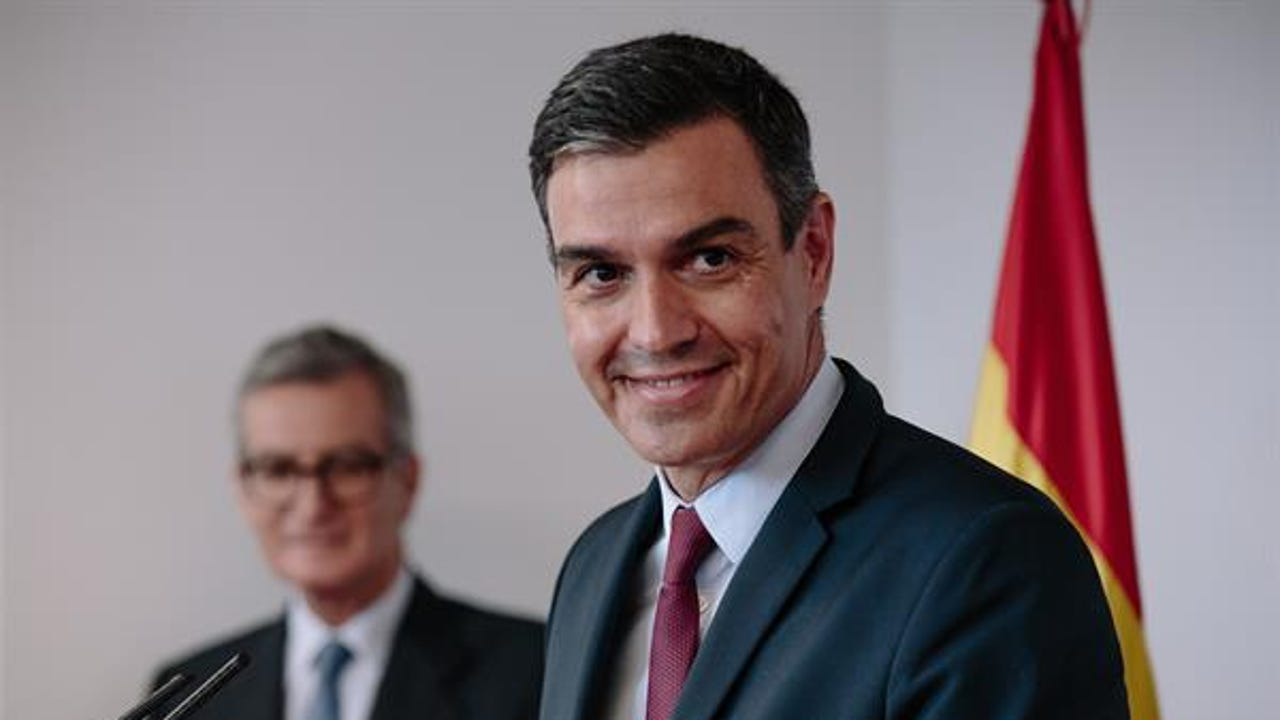 Netflix, Apple and NASA, the upcoming visits of Pedro Sanchez on his trip to the United States to attract investors