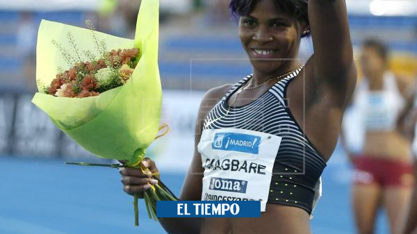 Nigerian athlete, first banned at Olympics for doping – Olympics – Sports