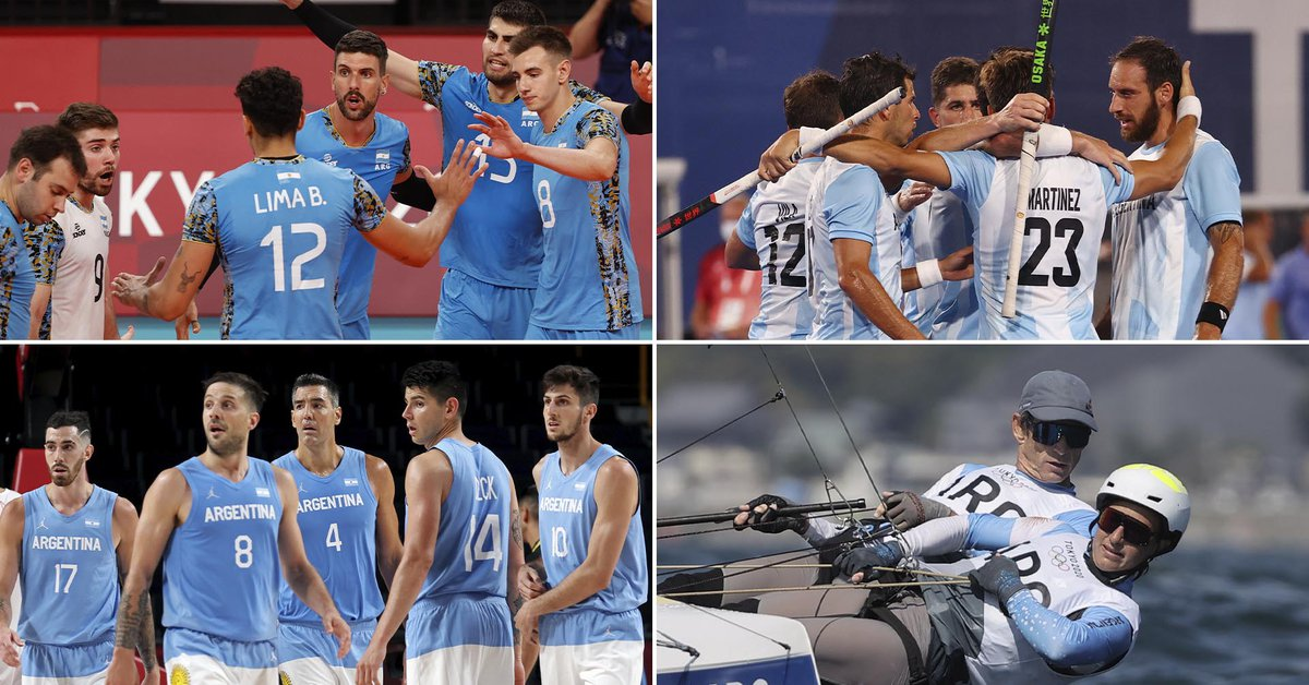 Olympics calendar, day 9: Lions pass semi-finals, basketball plays last tab and volleyball must beat US