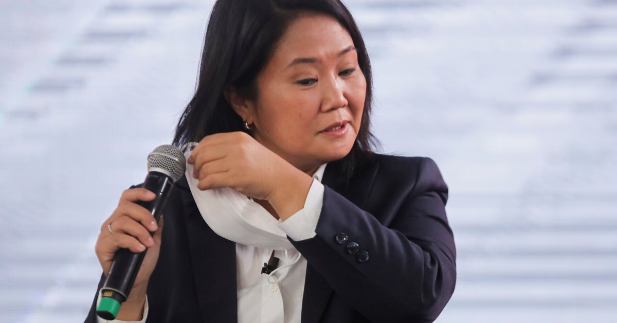 Peru: Keiko Fujimori is being investigated for accusing a former adviser of wanting to interfere in the work of the Electoral Tribunal