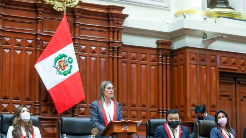 Peru: Opposition to Pedro Castillo will dominate Congress    He denounces the difficult relationship between the executive and the legislature