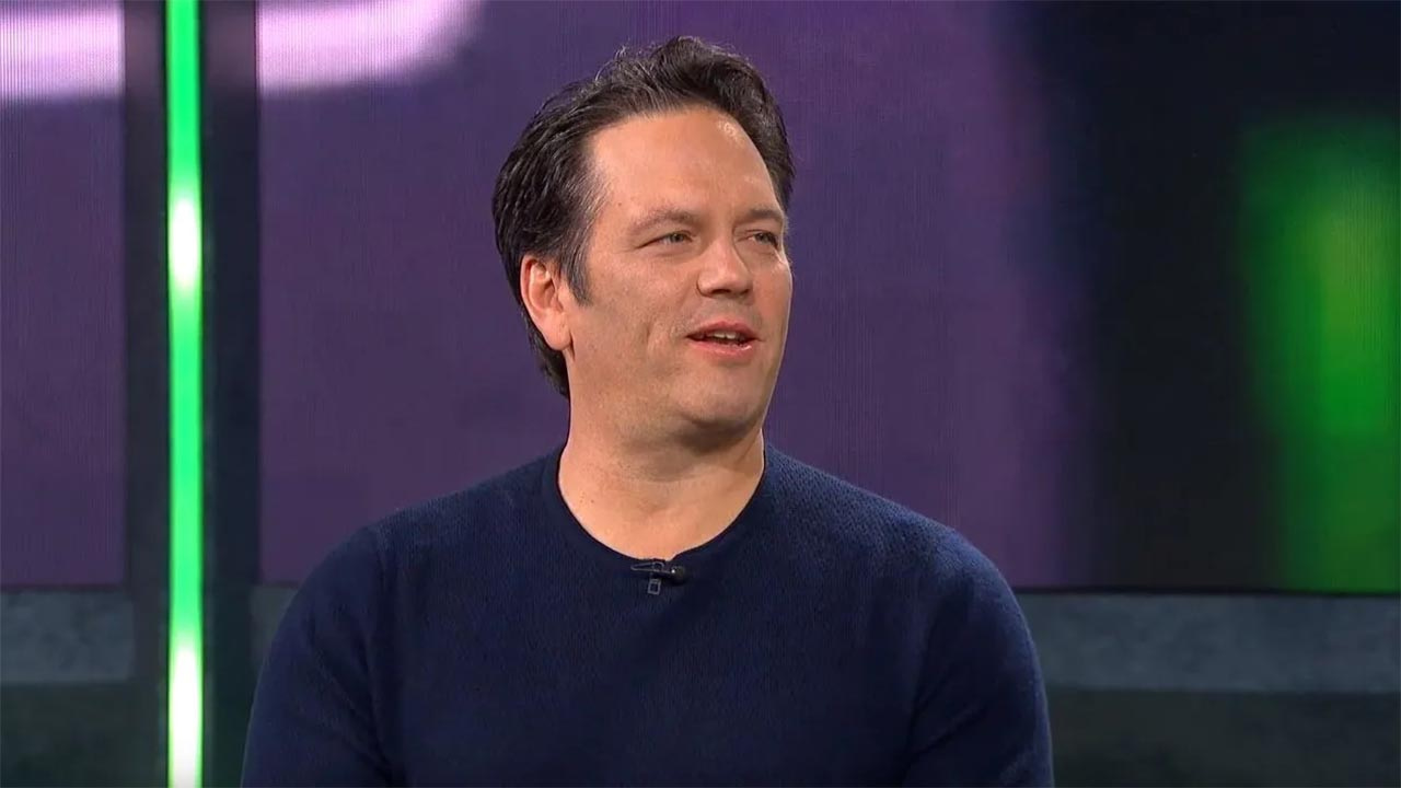 Phil Spencer shows confidence in the company's future