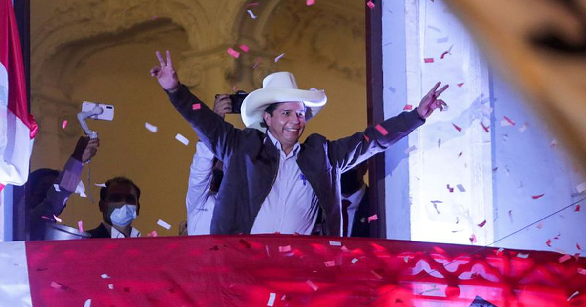 Polling in Peru: Keiko Fujimori's latest allegations dismissed and Pedro Castillo's path to the presidency clearedمهد