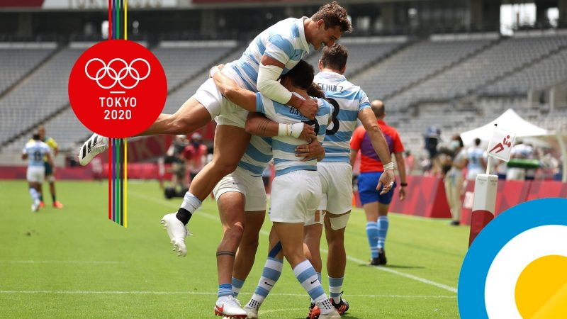 Pumas team won 7 easily and qualified for the quarter-finals