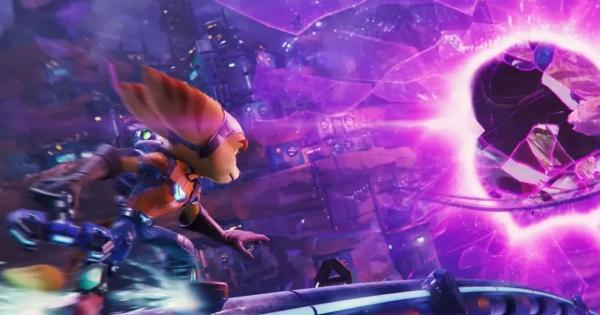 Ratchet & Clank: Rift Apart returns to #1 in the UK