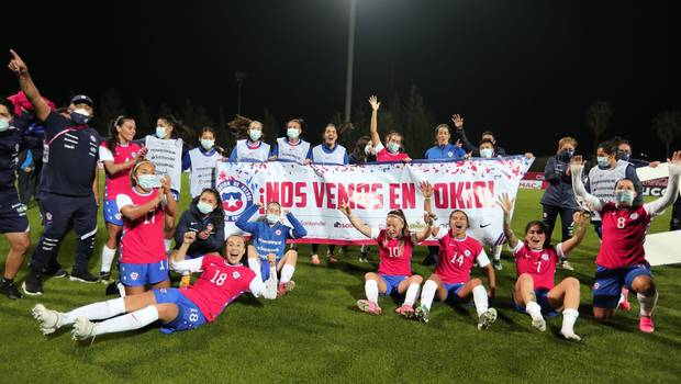 Red Women: Chile's squad for the Olympic Games Tokyo 2020 – La Roja