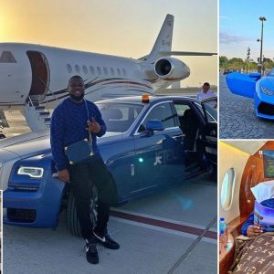 Show his luxuries on Instagram: he's guilty of laundering hundreds of millions of dollars