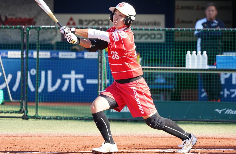 Softball opens the competition for the Olympics