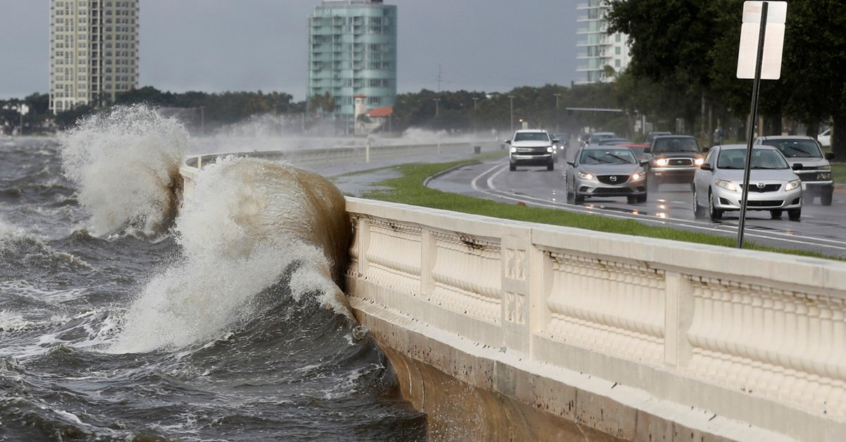 Storm Elsa's movements weaken across the southeastern US after at least one person was killed in Florida