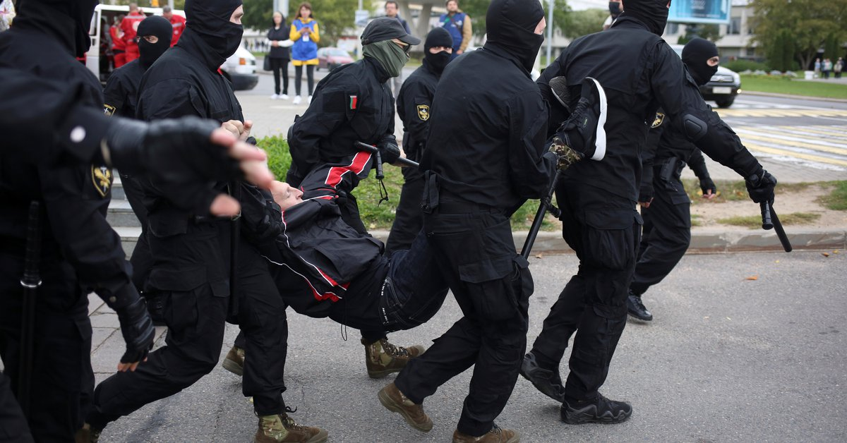 """The Belarusian regime ordered the closure of about 40 NGOs and promised to continue """"cleaning""""."""