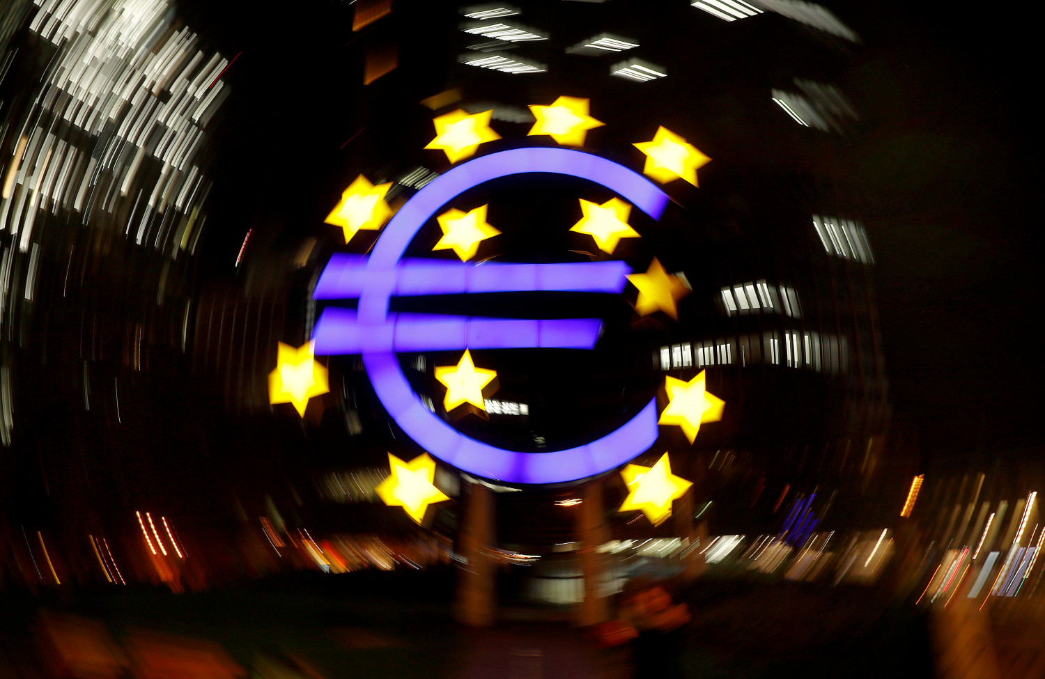 The European Central Bank and the results will be the main heroes next week