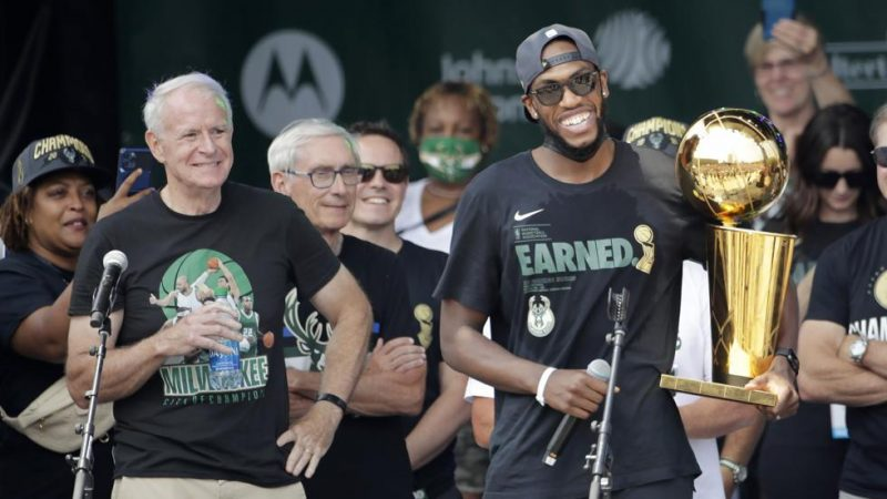 The NBA Finals-qualified trio will be available for the US's first game against France in Tokyo 2020