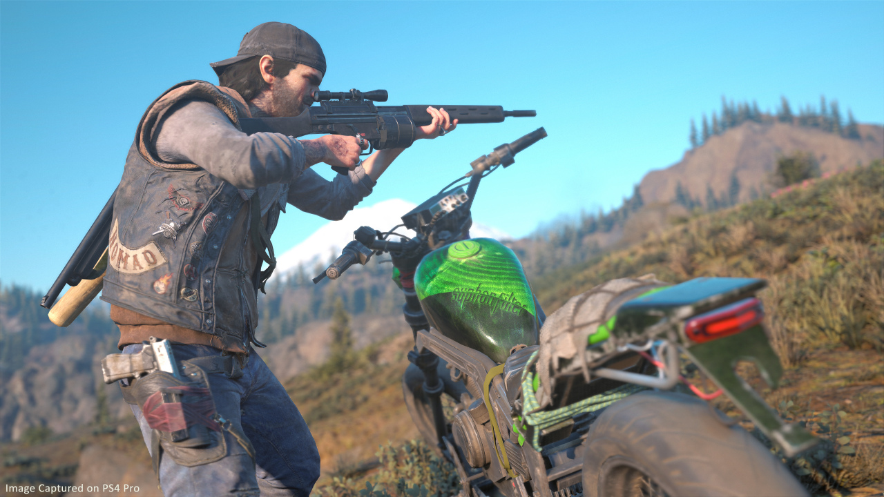 The new open world game from the creators of Days Gone promises multiplayer elementsعناصر