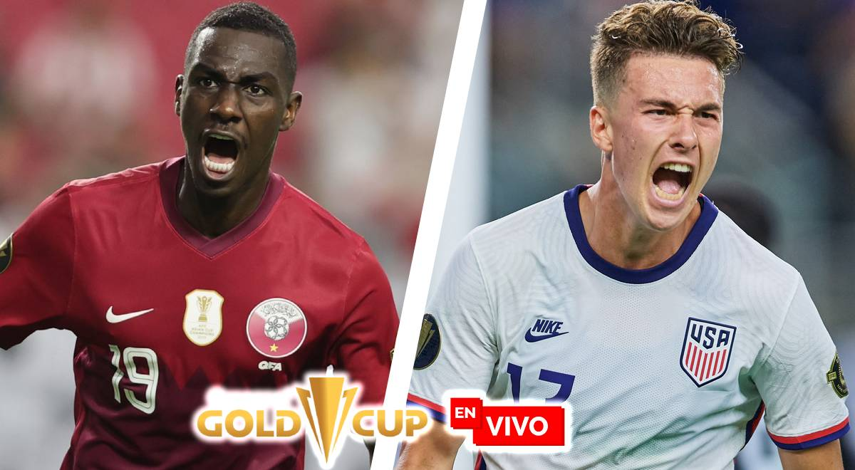 Time, TV channel and where to watch the Gold Cup match