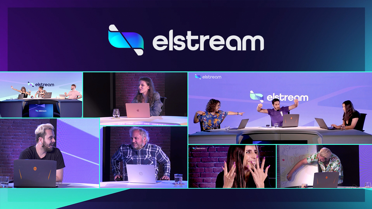 Today at Webedia we launched ElStream, the first entertainment WebTV channel for Twitch starting in Spain