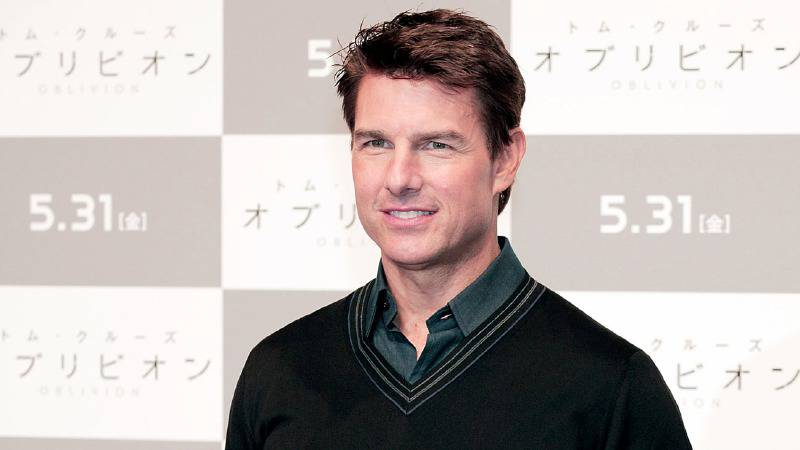 Tom Cruise encouraged England players to the European Cup final |  people |  entertainment