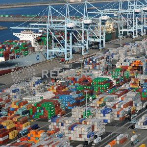 US trade deficit widens on imports |  The Voice of America