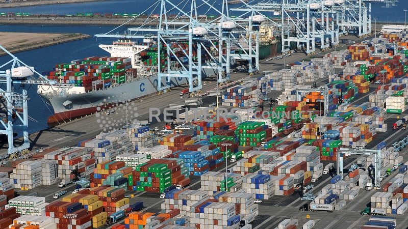 US trade deficit widens on imports    The Voice of America