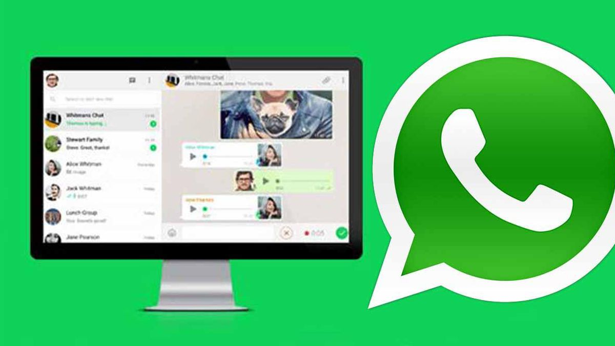 WhatsApp can be used on multiple devices even if the cell phone is turned off
