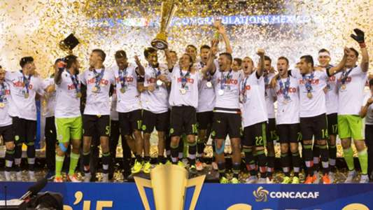 Why is the Gold Cup always played in the United States?