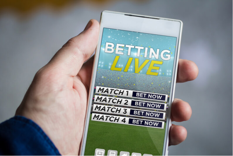 What do you know about Live betting online?