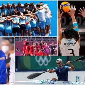 10 Things That Happened At The Olympics While You Were Sleeping